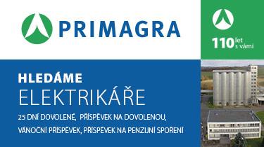 Primagra - personální inzerce