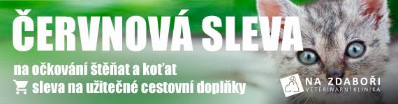 Veterina Na Zdaboři - červen 2018