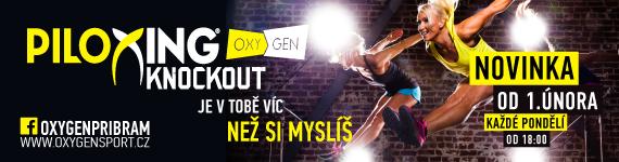 Oxygen sport klub - Je i pro Tebe (2)