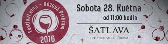 Šatlava - festival vína