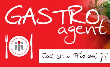 Gastro agent - Jak se v Příbrami jí?