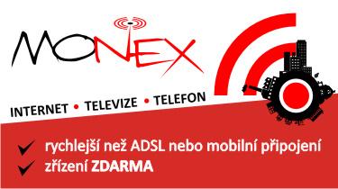 INTERNET • TELEVIZE • TELEFON