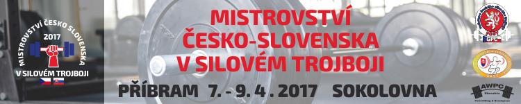 Mistrovství Česko - Slovenska v silovém trojboji