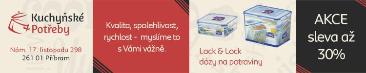 Lock & lock dózy na potraviny