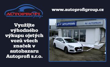 Referenční a zánovní vozy Hyundai za lákavé ceny v Autoprofi s.r.o.