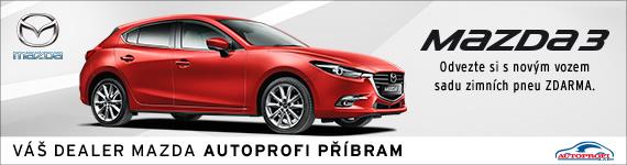Mazda 3 (říjen 2017)