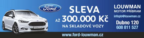 SLEVA AŽ 300.000 Kč NA SKLADOVÉ VOZY