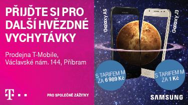 T - Mobile prodejna Příbram