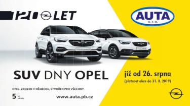 Opel SUV dny 082019