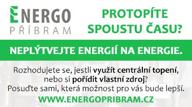 PROTOPÍTE SPOUSTU ČASU? NEPLÝTVEJTE ENERGIÍ NA ENERGIE.