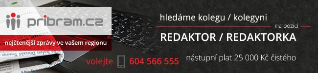 hledáme kolegu / kolegyni REDAKTORA / REDAKTORKU